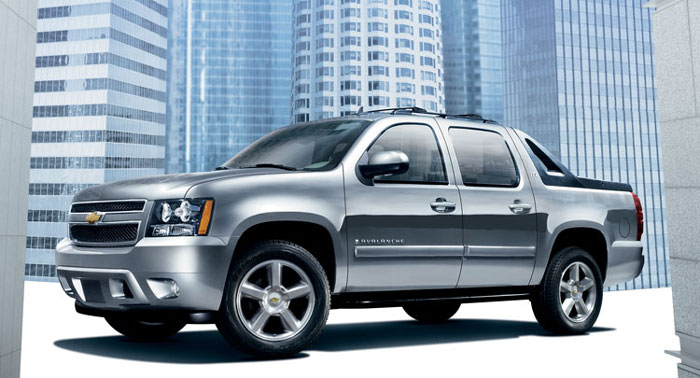 Chevy Avalanche Parts - OEM Replacement Parts and Accessories | Genuine GM Car Parts At ...