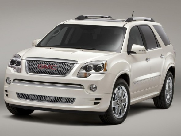 A Large Crossover Suv From Gmc The Acadia Was First Produced In 2007 Offered Only One Body Style Features Seating For Up To 8 Pengers