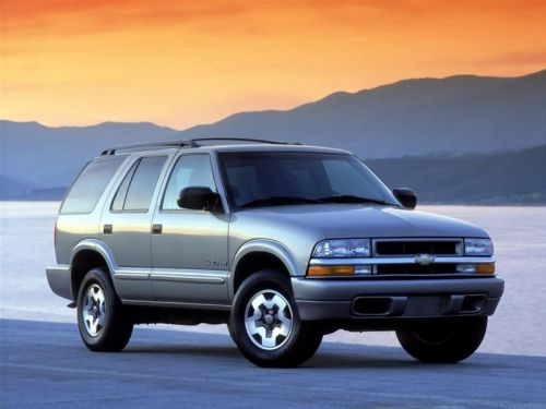 Chevrolet Blazer Parts. Plus we sell our parts at