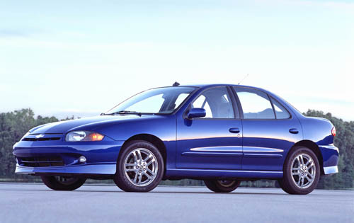 Chevrolet Cavalier Parts - Chevy Cavalier OEM Replacement ...